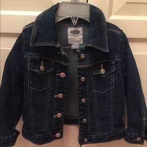 Other - Brand new toddler jean jacket